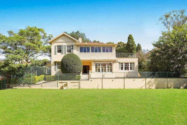 这座1900平方米的房产附带了一个由Stephen Gergely设计的价值1500万澳元的住宅DA。