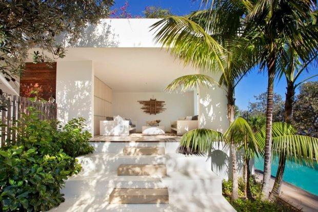 Kristy-Lee和Jeremy Carr的Newport家在2012年被Pink租下,每周租金1万澳元。