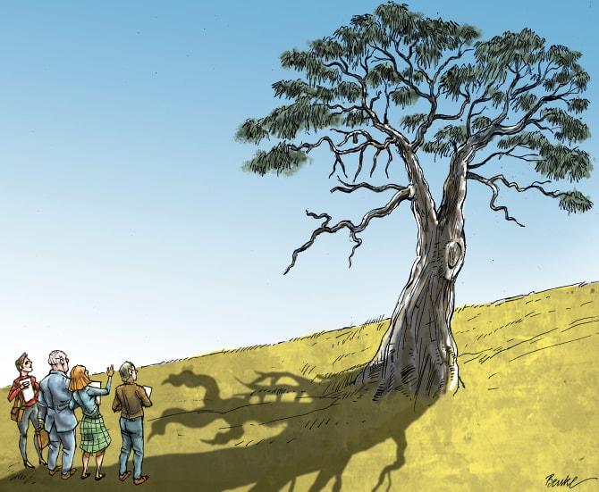 Illustration: Joe Benke