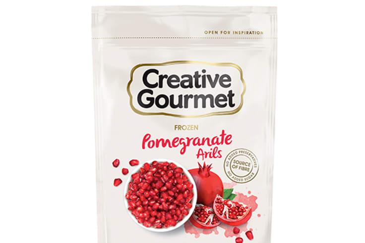 Creative Gourmet's frozen pomegranate arils were recalled nationwide in April.