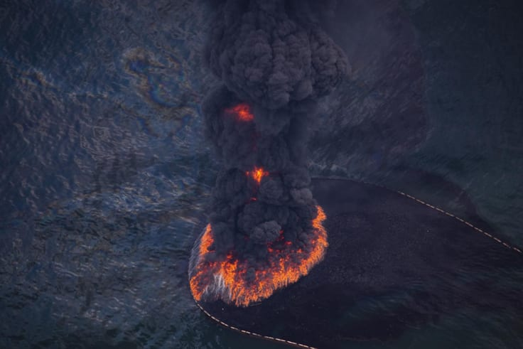 Critics feared a repeat of the catastrophic Gulf of Mexico oil spill from BP's Deepwater Horizon project.