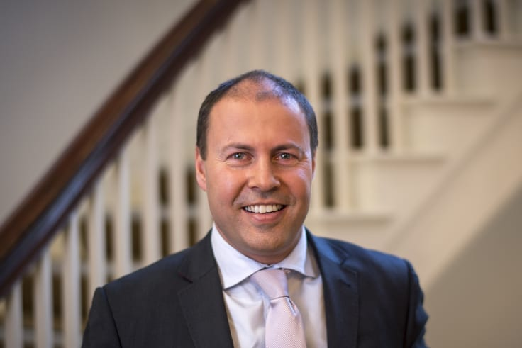 Energy Minister Josh Frydenberg said consumers should not be charged for corporate tax bills that were not incurred.