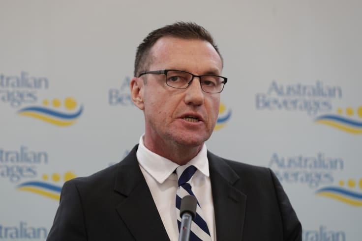 Australian Beverages Council chief executive Geoff Parker.