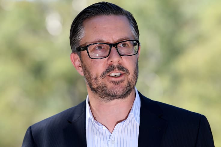 Labor's spokesman on climate change and energy, Mark Butler, said the NEG would place an unfair burden on other sectors.