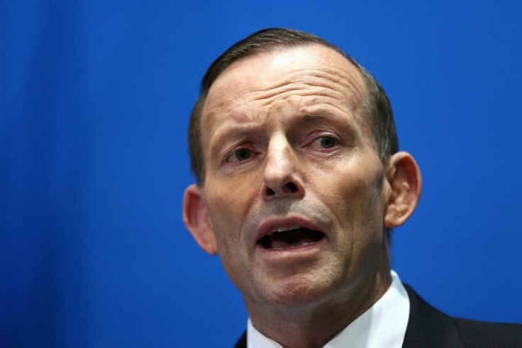 Former prime minister Tony Abbott is on the board of the Ramsay Centre.