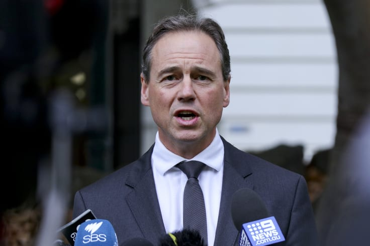 Then-environment minister Greg Hunt accredited the NSW policy despite bureaucrats finding it was inconsistent with federal standards.