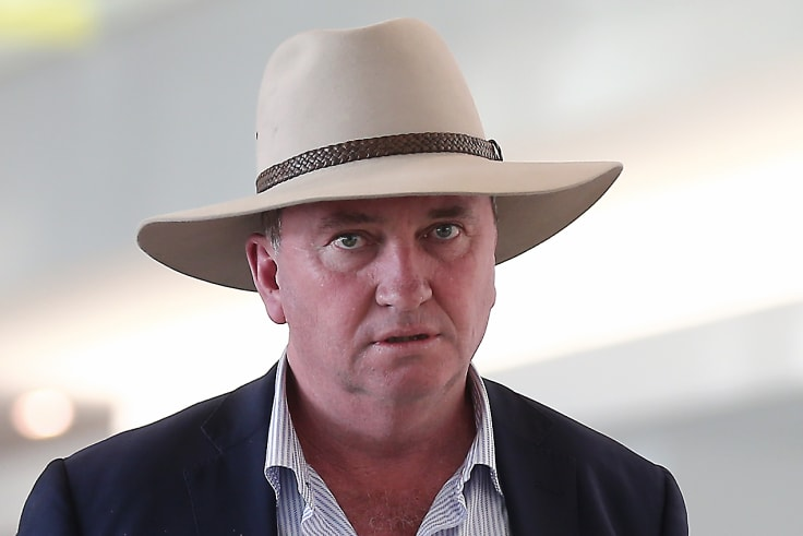 Barnaby Joyce questions whether banks should be broken up ...