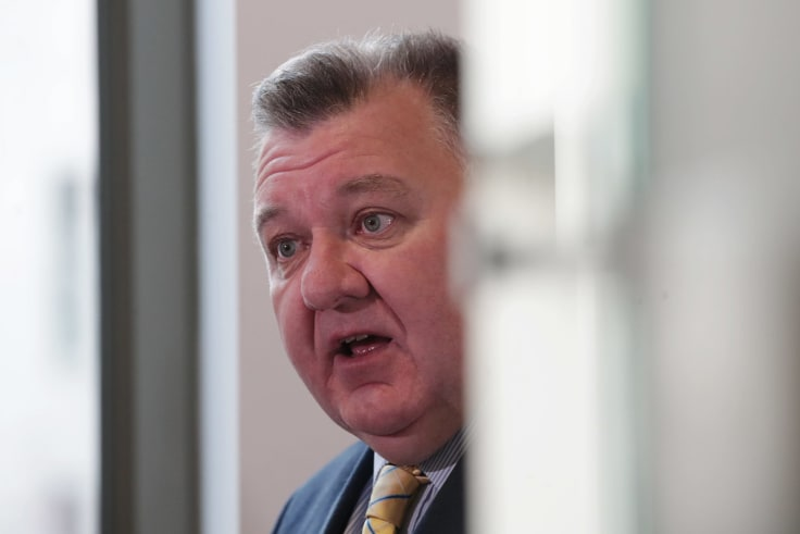 Liberal MP Craig Kelly.
