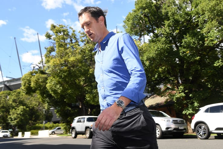 Cricket Australia chief executive James Sutherland flew to South Africa to deal with the scandal.