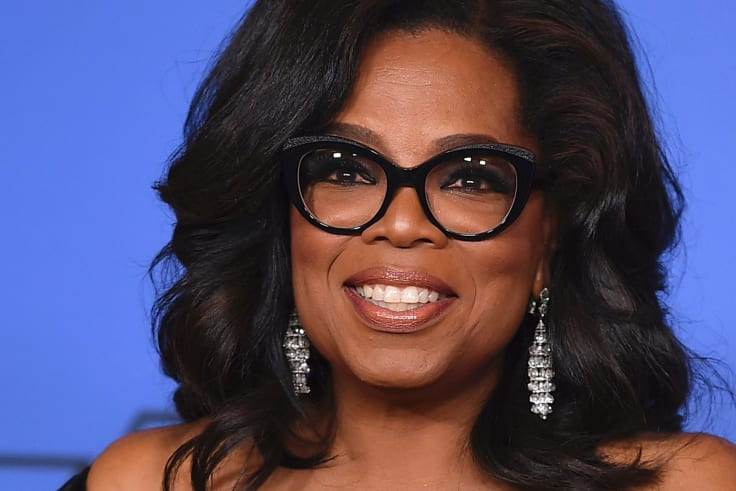 "Oprah Winfrey hosted a group of real-life ""desperate housewives"" on her show, who had opened up to each other about money."