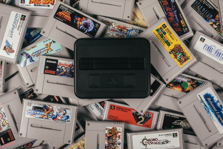 There are so many amazing games for Super Nintendo, but unfortunately it's not always easy to track them down.