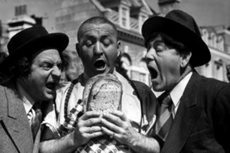 The Three Stooges: the US comedic trio or the Victorian Court of Appeal?
