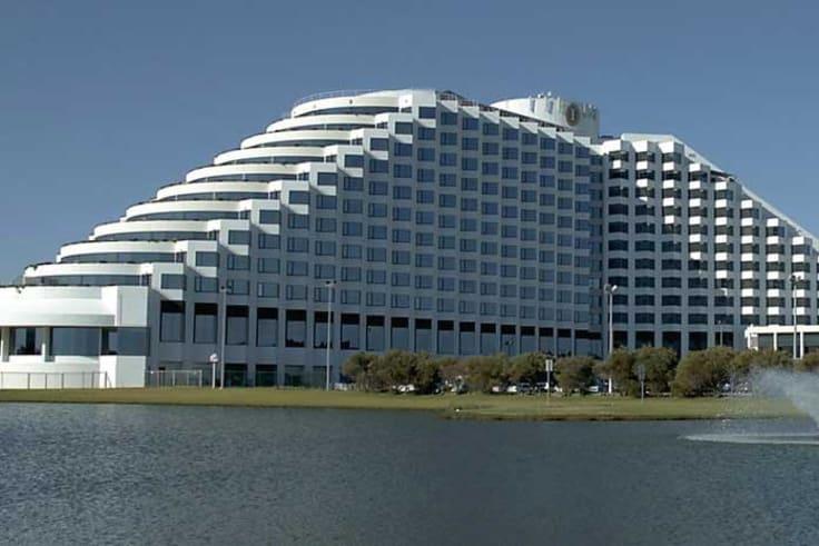 Crown Casino in Perth.