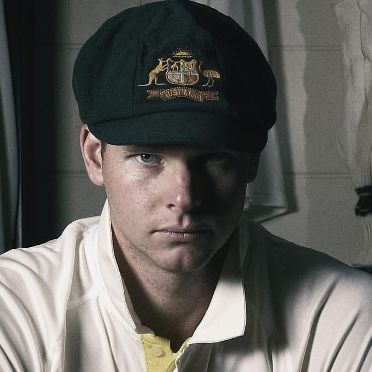 """Australian Test captain Steve Smith: """"He worked harder than anyone else,"""" recalls former Australian Cricket team doctor Peter Brukner."""