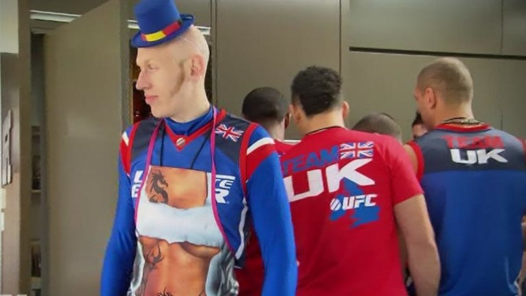 The Ultimate Fighter: The Smashes