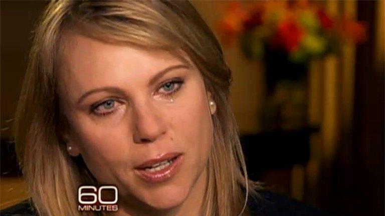 Logan nude lara Lara Logan: