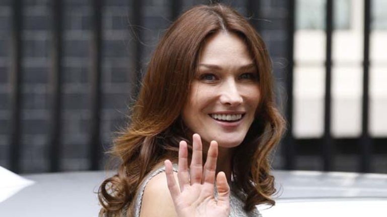 Carla Bruni A Female Don Juan