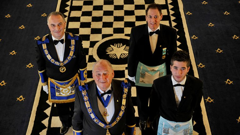 Freemasons saving faith by encouraging diversity