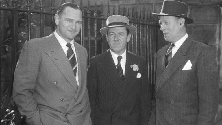 Sid Barnes: more prankster than gangster
