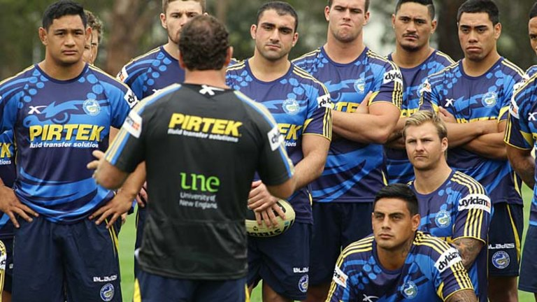 Asking Price Too Much For Long Time Eels Sponsor