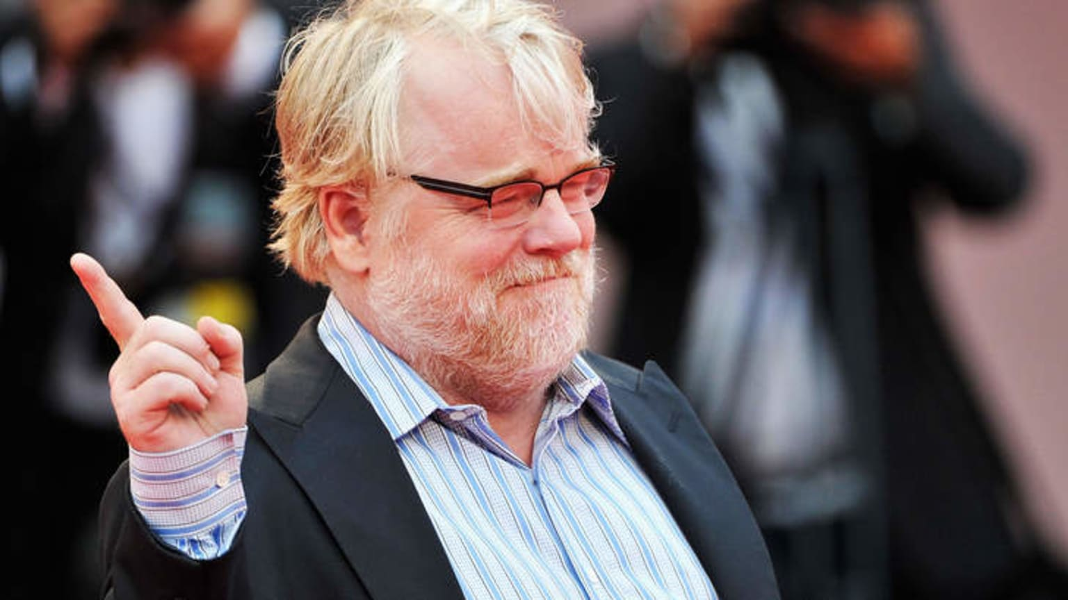Philip Seymour Hoffman leads the cast of this crime drama that also stars Christina Hendricks and Richard Jenkins