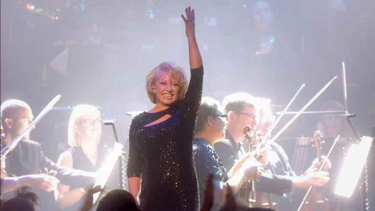 Elaine Page says au revoir to touring, but not goodbye to performing.