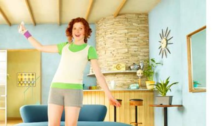 Nintendo game. Wii Fit