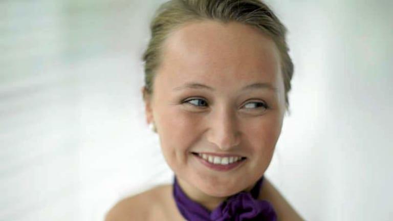 Born diva: Soprano Julia Lezhneva.