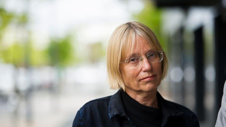 Greens Party member Caroline Le Couteur. Photo Jay Cronan