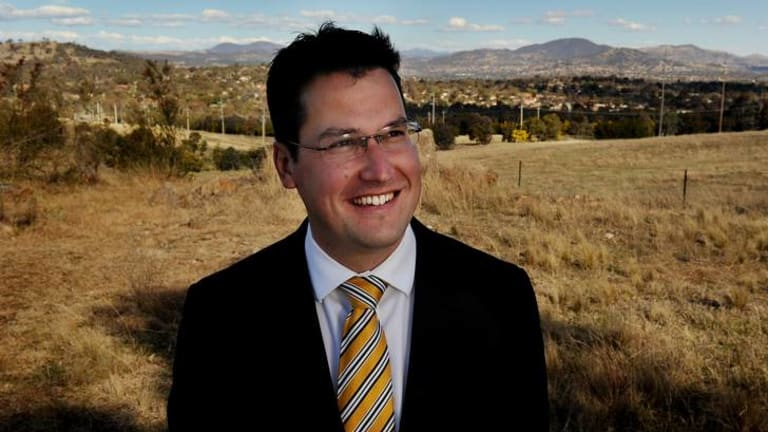 Liberal party leader Zed Seselja will launch his party's election campaign today.