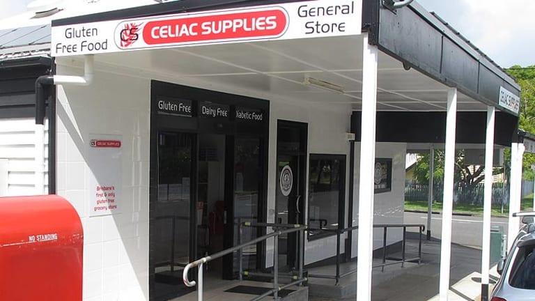 Celiac Supplies, in Coorparoo.