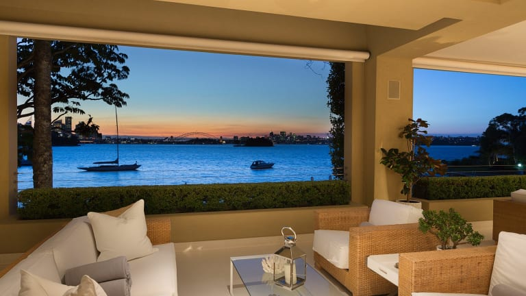 A Point Piper trophy home sold to a Chinese buyer for $60 million.