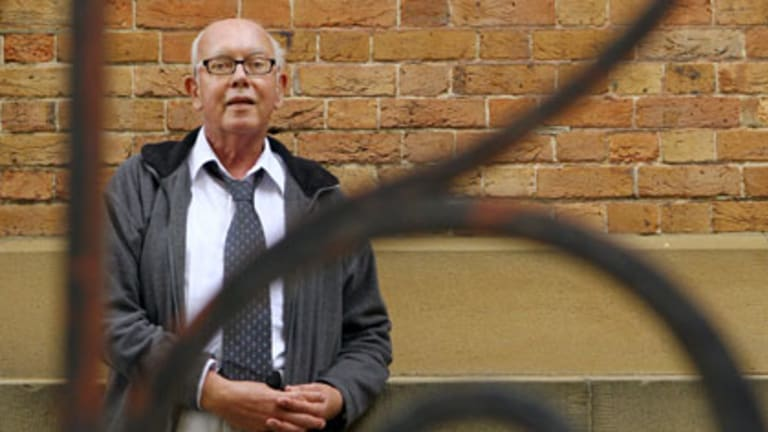 """Victory  ... Grant MacDonald outside the NSW Supreme Court.  ''It was a story that had to be told. And nobody else could tell it."""""""