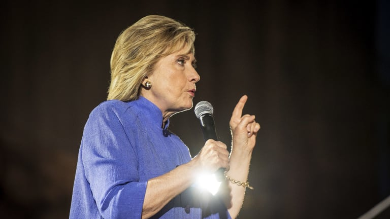 Hillary Clinton wants to adopt Australian-style gun laws in the US.