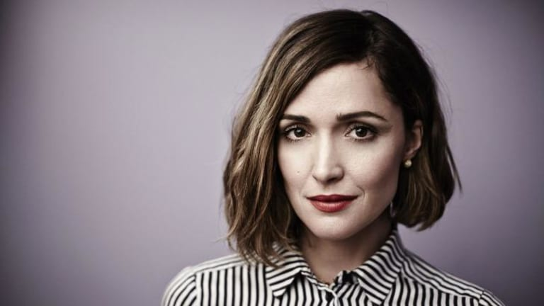 Rose Byrne likes to surprise, perhaps even shock her fans.