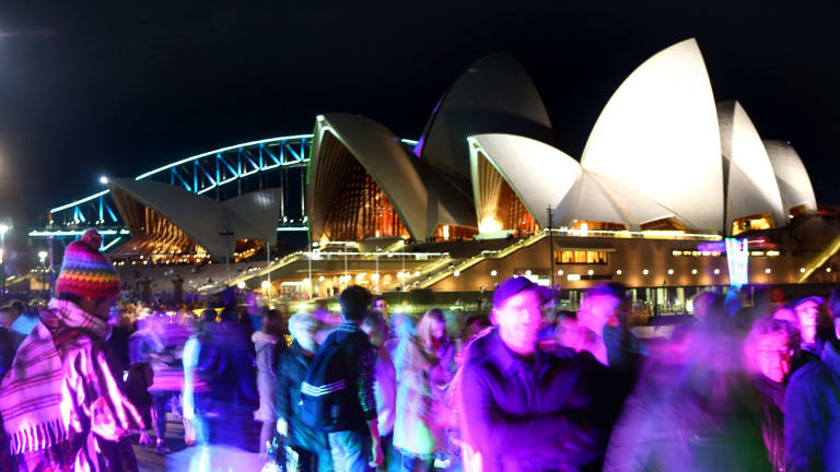 The Sydney Opera House has been identified as a new target by Islamic State.
