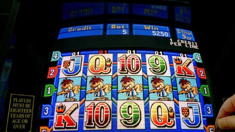 All player losses made outside the casino from Victoria's poker machines will be split between the government and the venue operator.