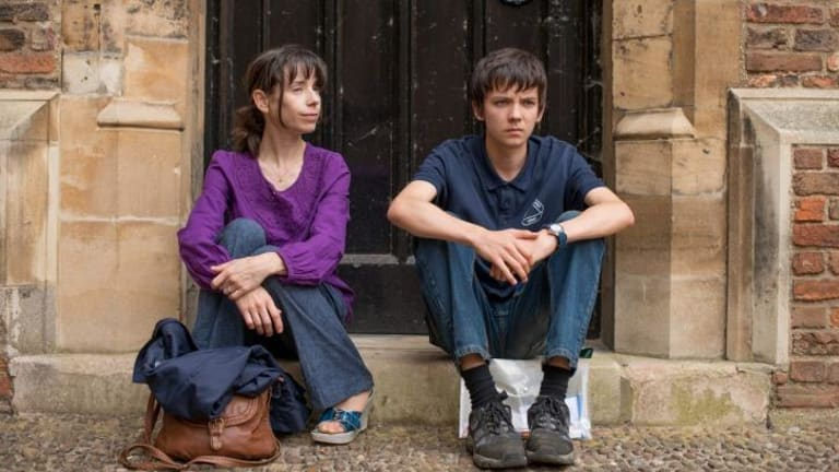 Sally Hawkins and Asa Butterfield hit authentic notes as mother and son in <i>X + Y</i>.