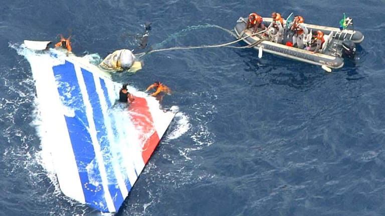 Air France Flight 447: Recommendations proposed following the 2009 incident may have helped to track MH370's black box.