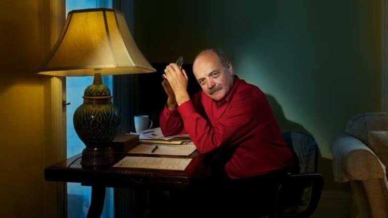 Labour of love: Professor Robert Pascoe.