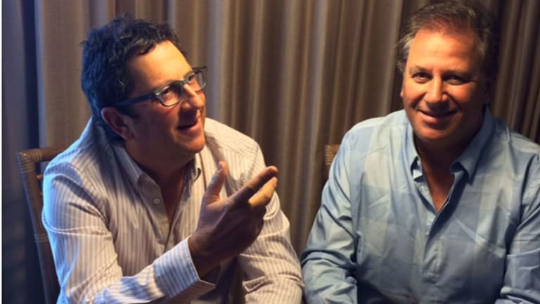 Zero to heroes: Philip Weinman and Clive Sher