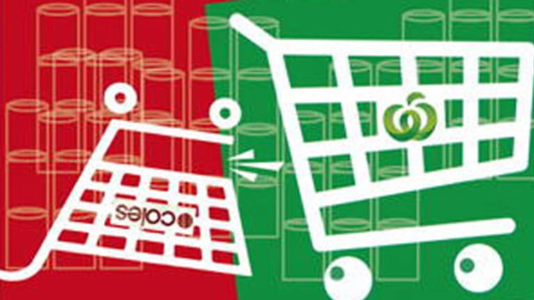 The authors of a new report say Coles' revival, and new discount players, are changing the shape of the supermarket sector.