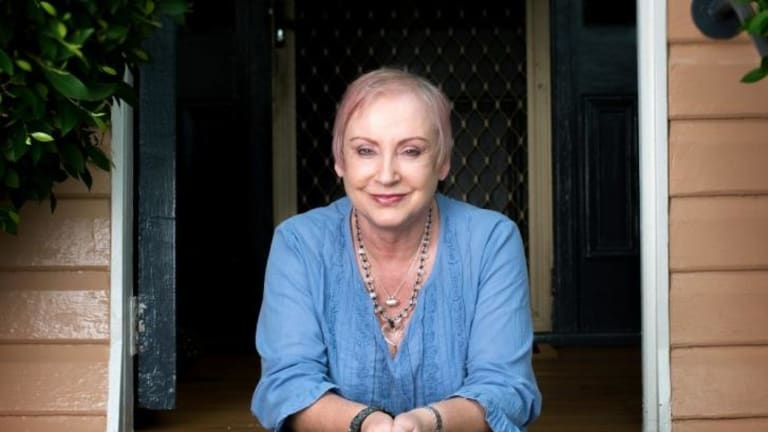 Janet Grist at her Lismore home.