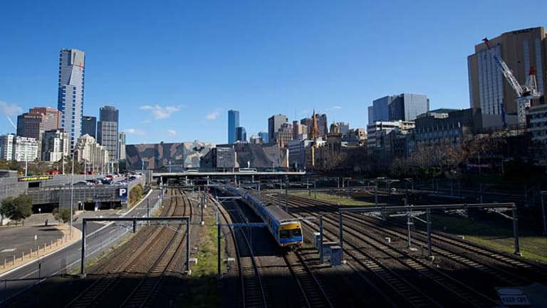 'There's not a major city in the world that doesn't have one (an expanded metro system)': Kennett.