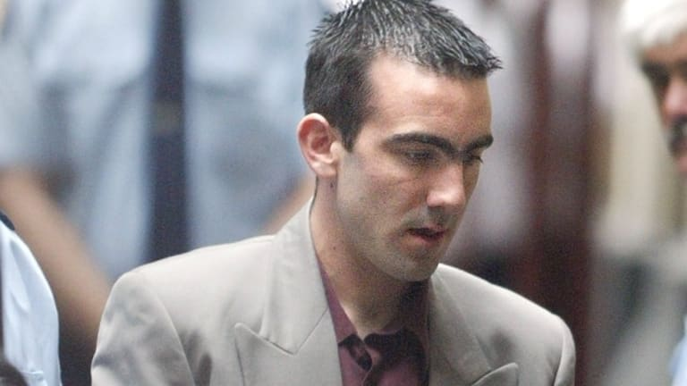 Jason Roberts was one of two people convicted for the murder of two police officers.