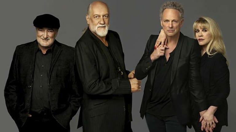 Won't stop: Fleetwood Mac will return in November.