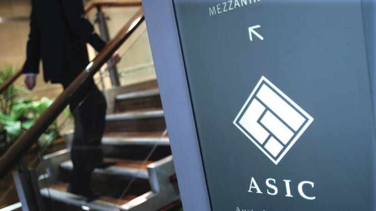 ASIC found John Sweeney guilty of misleading and deceptive conduct.