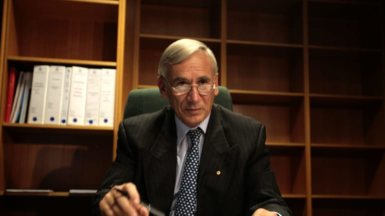 Justice James Wood has denied the royal commission failed to properly examine matters within its scope.