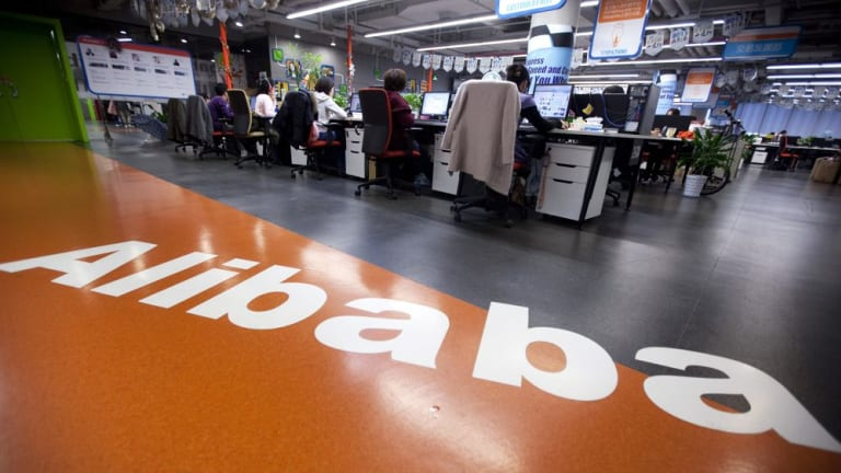 Alibaba's debut is set to become one of the biggest in corporate history.