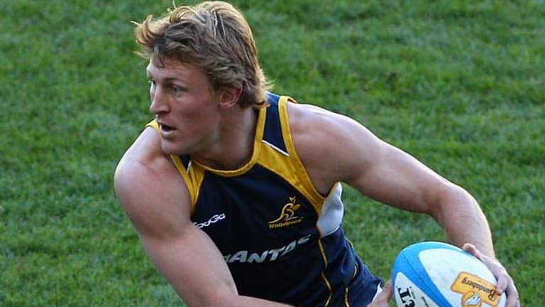 Back in the team ... Lachie Turner